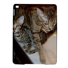 Ocicat Tawny Kitten With Cinnamon Mother  iPad Air 2 Hardshell Cases