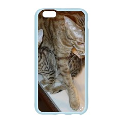 Ocicat Tawny Kitten With Cinnamon Mother  Apple Seamless iPhone 6/6S Case (Color)