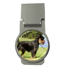 Brussels Griffon Full  Money Clips (Round)