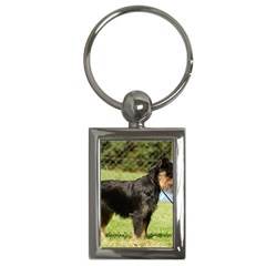 Brussels Griffon Full  Key Chains (Rectangle)