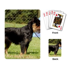 Brussels Griffon Full  Playing Card