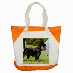 Brussels Griffon Full  Accent Tote Bag