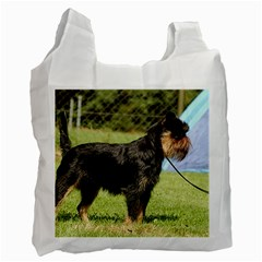 Brussels Griffon Full  Recycle Bag (Two Side)