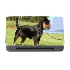 Brussels Griffon Full  Memory Card Reader with CF