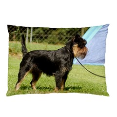 Brussels Griffon Full  Pillow Case (Two Sides)