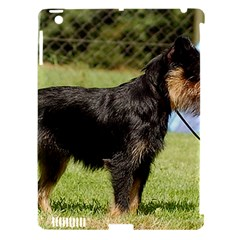 Brussels Griffon Full  Apple iPad 3/4 Hardshell Case (Compatible with Smart Cover)