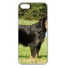 Brussels Griffon Full  Apple Seamless iPhone 5 Case (Clear)
