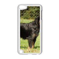 Brussels Griffon Full  Apple iPod Touch 5 Case (White)