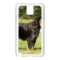 Brussels Griffon Full  Samsung Galaxy Note 3 N9005 Case (White)