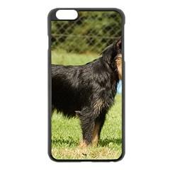 Brussels Griffon Full  Apple iPhone 6 Plus/6S Plus Black Enamel Case
