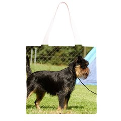 Brussels Griffon Full  Grocery Light Tote Bag