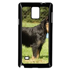 Brussels Griffon Full  Samsung Galaxy Note 4 Case (Black)