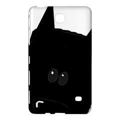 Peeping German Shepherd Bi Color  Samsung Galaxy Tab 4 (7 ) Hardshell Case