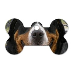 Gsmd  Dog Tag Bone (Two Sides)
