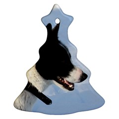 Karelian Bear Dog Ornament (Christmas Tree)