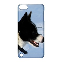 Karelian Bear Dog Apple iPod Touch 5 Hardshell Case with Stand