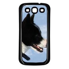 Karelian Bear Dog Samsung Galaxy S3 Back Case (Black)