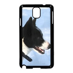 Karelian Bear Dog Samsung Galaxy Note 3 Neo Hardshell Case (Black)