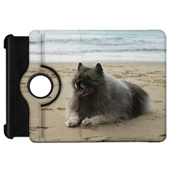 Keeshond On Beach  Kindle Fire HD 7