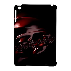 Fractal Mathematics Abstract Apple iPad Mini Hardshell Case (Compatible with Smart Cover)