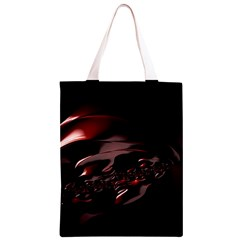 Fractal Mathematics Abstract Classic Light Tote Bag
