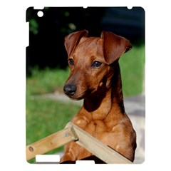 Min Pin On Gate  Apple iPad 3/4 Hardshell Case