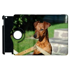 Min Pin On Gate  Apple iPad 3/4 Flip 360 Case