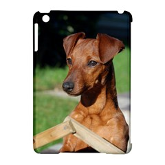 Min Pin On Gate  Apple iPad Mini Hardshell Case (Compatible with Smart Cover)