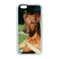 Min Pin On Gate  Apple Seamless iPhone 6/6S Case (Color)