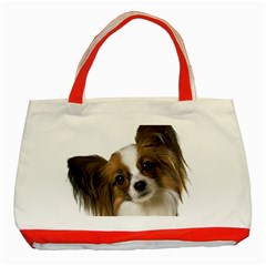 Papillon Classic Tote Bag (Red)