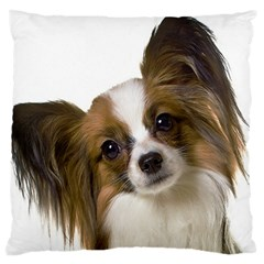 Papillon Large Cushion Case (Two Sides)