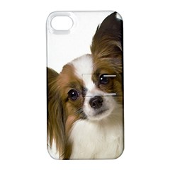 Papillon Apple iPhone 4/4S Hardshell Case with Stand