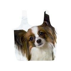 Papillon Full Print Recycle Bags (S)