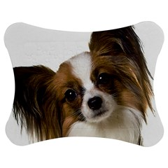 Papillon Jigsaw Puzzle Photo Stand (Bow)