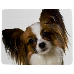 Papillon Jigsaw Puzzle Photo Stand (rectangular)