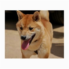 4 Shiba Inu Small Glasses Cloth (2-Side)