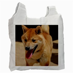 4 Shiba Inu Recycle Bag (Two Side)