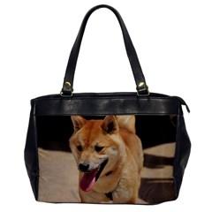 4 Shiba Inu Office Handbags