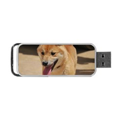 4 Shiba Inu Portable USB Flash (One Side)