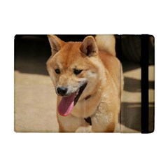 4 Shiba Inu Apple iPad Mini Flip Case