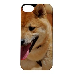 4 Shiba Inu Apple iPhone 5S/ SE Hardshell Case