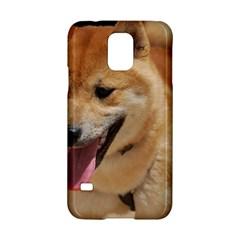 4 Shiba Inu Samsung Galaxy S5 Hardshell Case