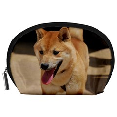4 Shiba Inu Accessory Pouches (Large)