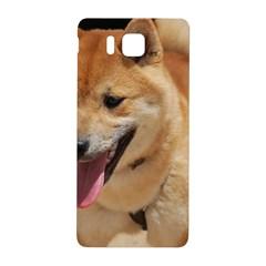 4 Shiba Inu Samsung Galaxy Alpha Hardshell Back Case