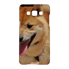 4 Shiba Inu Samsung Galaxy A5 Hardshell Case