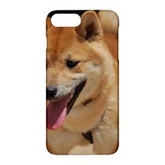 4 Shiba Inu Apple iPhone 7 Plus Hardshell Case