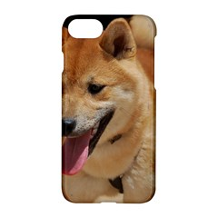 4 Shiba Inu Apple iPhone 7 Hardshell Case