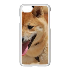 4 Shiba Inu Apple iPhone 7 Seamless Case (White)