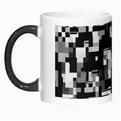 Noise Texture Graphics Generated Morph Mugs