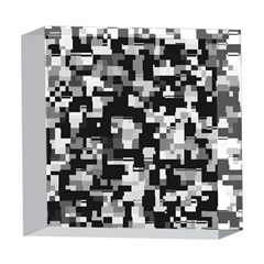 Noise Texture Graphics Generated 5  x 5  Acrylic Photo Blocks